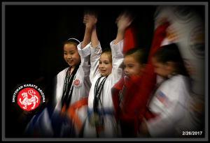 Kids Karate in Mesa - Shotokan Karate of Arizona - Sportsmanship