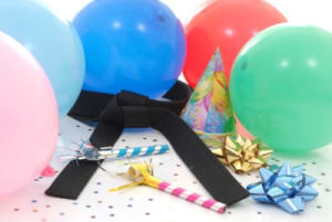 Martial Arts Birthday Party: Customer Compliment