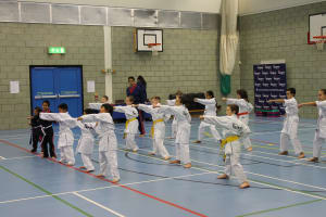 Kids Karate in Slough - KickFit Martial Arts Slough - Tips to Help Your Child in Martial Arts