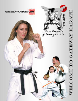 in St. Louis - Dave Hanson's Gateway Karate