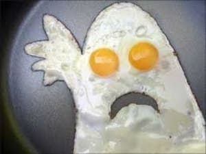 Personal Training in Beverly - Spectrum Fitness Consulting - Egg Phobia Running Rampant