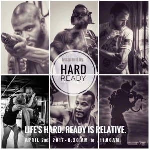 Knife threat defense workshop inspired by FTF Hard Ready Seminar