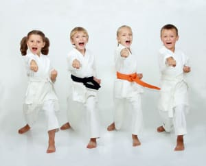 Martial Arts for Pre-K? ABSOLUTELY!