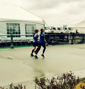 Race Report: Shamrock Marathon = BQ! (by EDGE Athlete Miana)