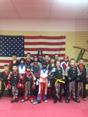 in Whitman - The TAMA Dojo - Sparring Class