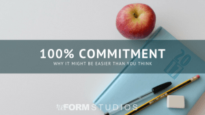 Personal Training in North Charleston - reFORM Studios - 100 Percent Committment