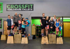 CrossFit in State College - CrossFit Nittany - Tuesday, April 4th