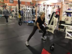 Personal Training in Bellevue - Balanced Bodyworks - Bellevue Personal Training Client Excels at HIIT Training