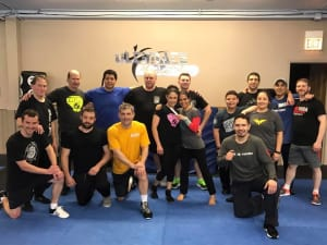 Kids Martial Arts in Chicago - Ultimate Martial Arts - Hard Ready Seminar...Thank you!