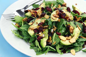 Personal Training  in Nanaimo - Northridge Health Performance Centre - Live Well Spinach Salad