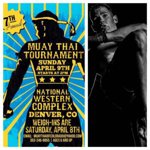 Kids Mixed Martial Arts in Englewood - Factory X Muay Thai - Chris Lockhart will be fighting in the Colorado MTA Muay Thai tournament 4/9!