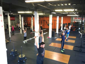 Group Fitness in Hackettstown - Strong Together Hackettstown - Wednesday 4/12/17