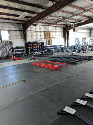 CROSSFIT in Fredericksburg - RARE CrossFit - Time to Level Up, Fredericksburg!