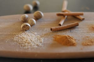 Personal Training in Concord - Individual Fitness - Health Benefits of Cinnamon & Nutmeg