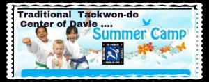 Kids Martial Arts in Davie and Cooper City - Traditional Taekwon-Do Center Of Davie - Kids Martial Arts Davie: Summer Camp 2017