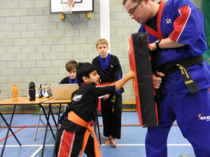 in Reading - KickFit Martial Arts School Reading - KickFit Helps Your Child