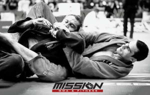 "in 	 Chicago - Mission MMA And Fitness - Marcelo ""Cazuza"" Kropotkin Workshop"