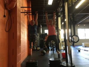 Group Fitness in Hackettstown - Strong Together Hackettstown - Monday 5/8/17