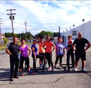 Group Fitness in Hackettstown - Strong Together Hackettstown - Tuesday 5/9/17