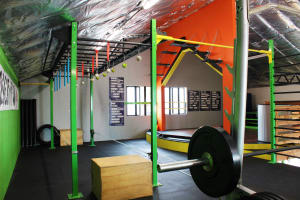 Group Training in Oceanside - MROC Training - San Diego Gym Builds Ninja Loft with New Obstacles