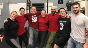 Small Group Fitness in New York - Catalyst SPORT - The Magic of Fury at Catalyst