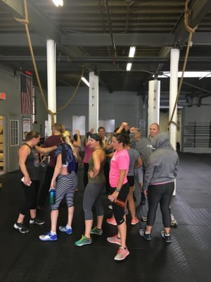 Group Fitness in Hackettstown - Strong Together Hackettstown - Friday 5/12/17