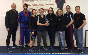 UK Top Martial Arts Team