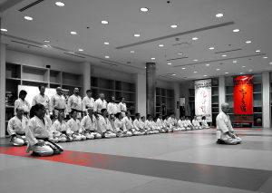 Kids Karate in Mesa - Shotokan Karate of Arizona - Mokuso - Preparing of the Mind