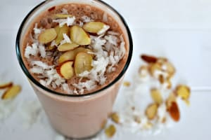 Personal Training in Concord - Individual Fitness - Almond Joy Smoothie