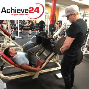 Personal Training in 	 Hackettstown - Achieve 24 - Accountability