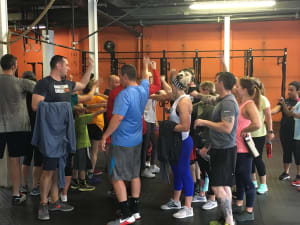 Group Fitness in Hackettstown - Strong Together Hackettstown - Monday 5/22/17