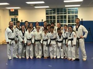 Kids Martial Arts in Jupiter - Harmony Martial Arts Center - Meet our newest Black Belts!
