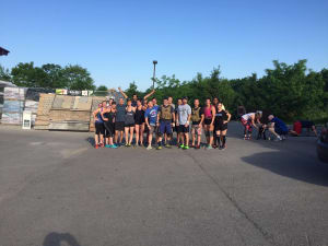 CrossFit in State College - CrossFit Nittany - Tuesday, May 23rd