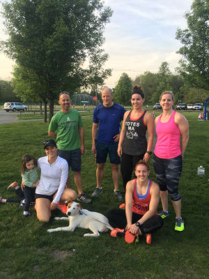Group Fitness in Hackettstown - Strong Together Hackettstown - Tuesday 5/23/17