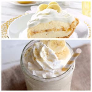 Personal Training in Concord - Individual Fitness - Banana Cream Pie Smoothie