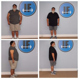 Personal Training in Concord - Individual Fitness - Client of the Month June 2017 - Gary Nemiccolo