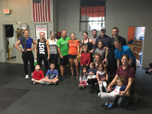 Group Fitness in Hackettstown - Strong Together Hackettstown - Friday 6/2/17