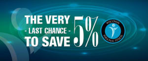 The Very Last Chance To Save!