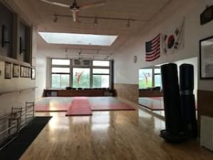 Kids Martial Arts in Midtown Manhattan - International Martial Arts Center - Our New Dojang