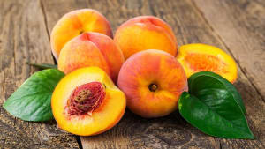 Personal Training in Concord - Individual Fitness - Nutritional Value of Peaches