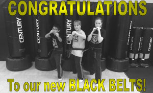 Kids Karate in Hendersonville - Hendersonville Martial Arts - Congratulations to our new Jr. Black Belts!