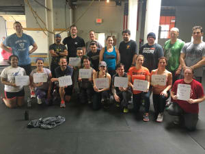 Group Fitness in Hackettstown - Strong Together Hackettstown - Wednesday 6/14/17