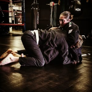 women should be in Jiu Jitsu : without it you may suffocate