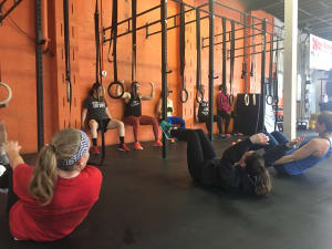 Group Fitness in Hackettstown - Strong Together Hackettstown - Tuesday 6/20/17