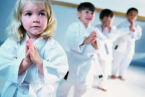 Kids Martial Arts  in Troy  - Denny Strecker's Karate - Pre-Evaluations