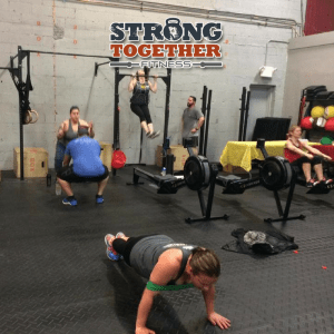 Group Fitness in Chester - Strong Together Chester  - When to Train, more or less