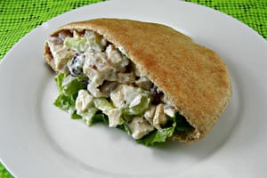 Personal Training in Concord - Individual Fitness - Clean Eating Chicken Salad