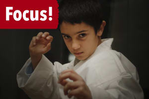 Kids Karate in San Antonio - Talamantez Karate - Focus on Your Goals: Building Better Karate Skills at Talamantez Karate