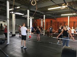 Group Fitness in Hackettstown - Strong Together Hackettstown - Tuesday 6/27/17