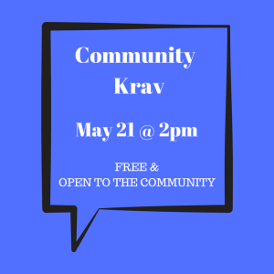 Kids Martial Arts  in Austin - Fit & Fearless - Community Krav- May